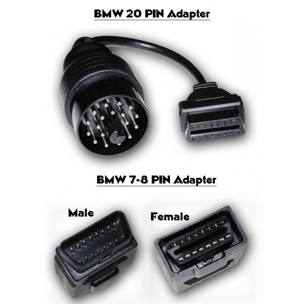 BMW adapter kit