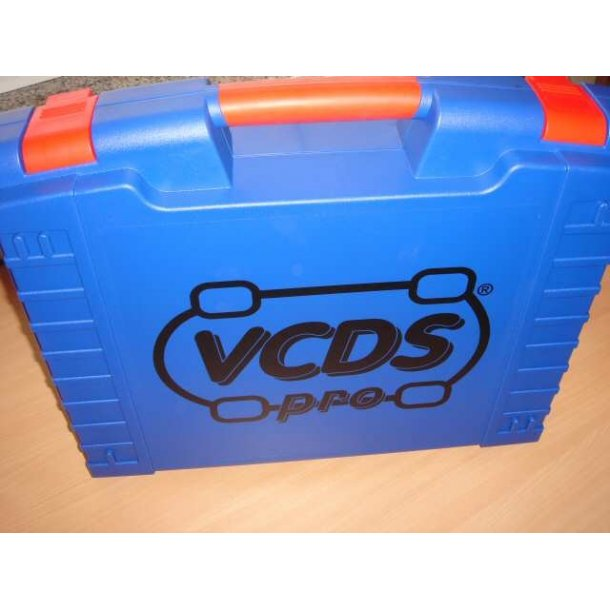 VCDS kuffert-netbook stor
