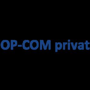 OP-COM privat