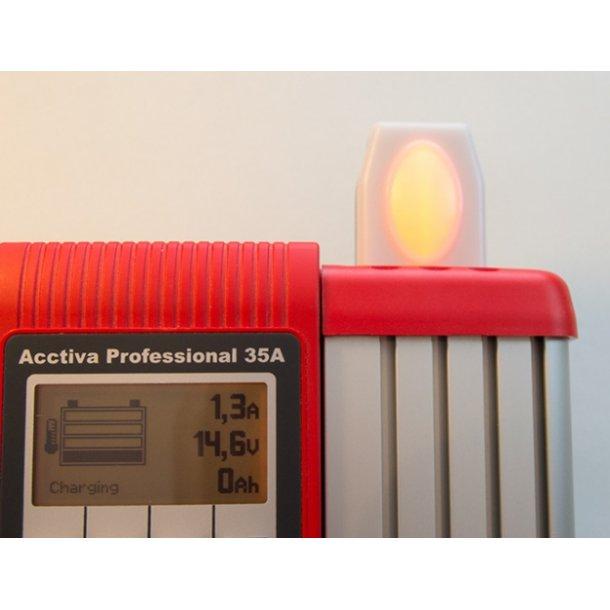 Signallampe til Professional 35A/Seller/Twin